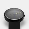 OPTIMEF black sillicone watch