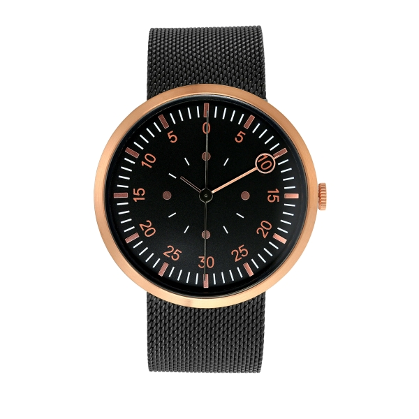 OPTIMEF COPPER milanese mesh