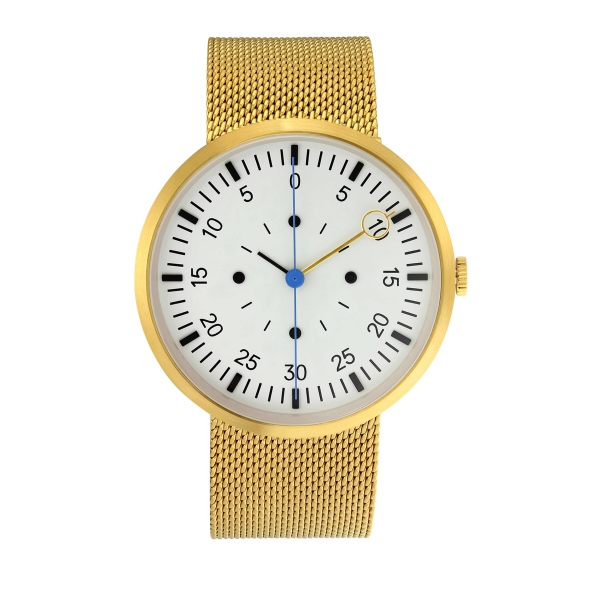 OPTIMEF GOLD milanese mesh
