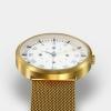 OPTIMEF GOLD milanese mesh