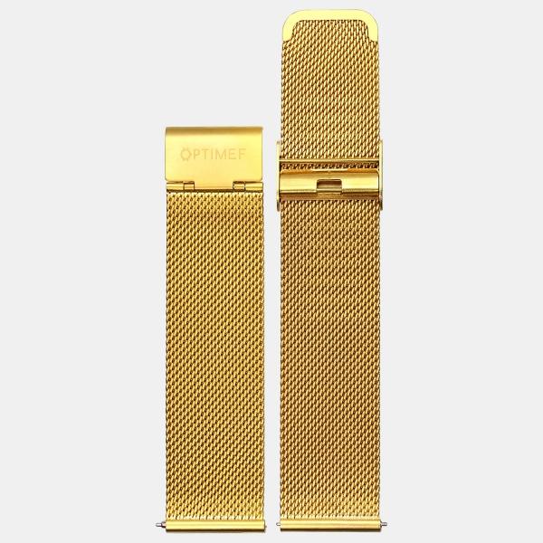 Gold MILANESE MESH STRAP