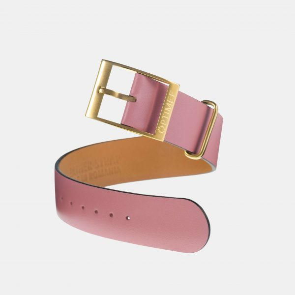 Optimef Victoria pink leather